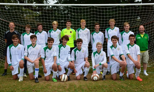 Sidmouth Town Juniors Under 16