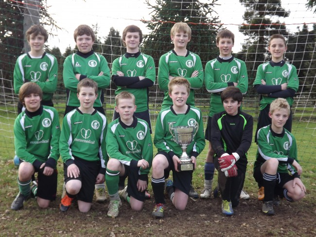 Sidmouth Town Junior Vikings Udr 13s (2012)