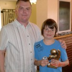 Exeter Youth League award