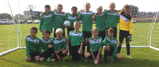 Sidmouth Warriors U11s