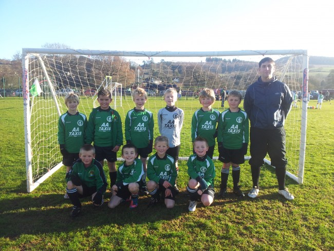 Sidmouth Raiders Under 9s
